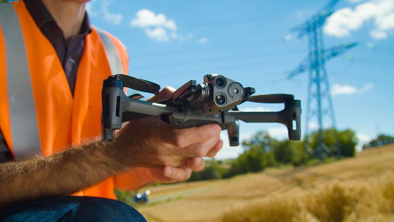 Parrot Anafi USA loi drone européenne