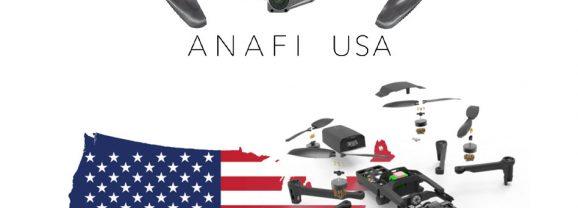 Parrot Anafi USA : un drone pro dans un format réduit
