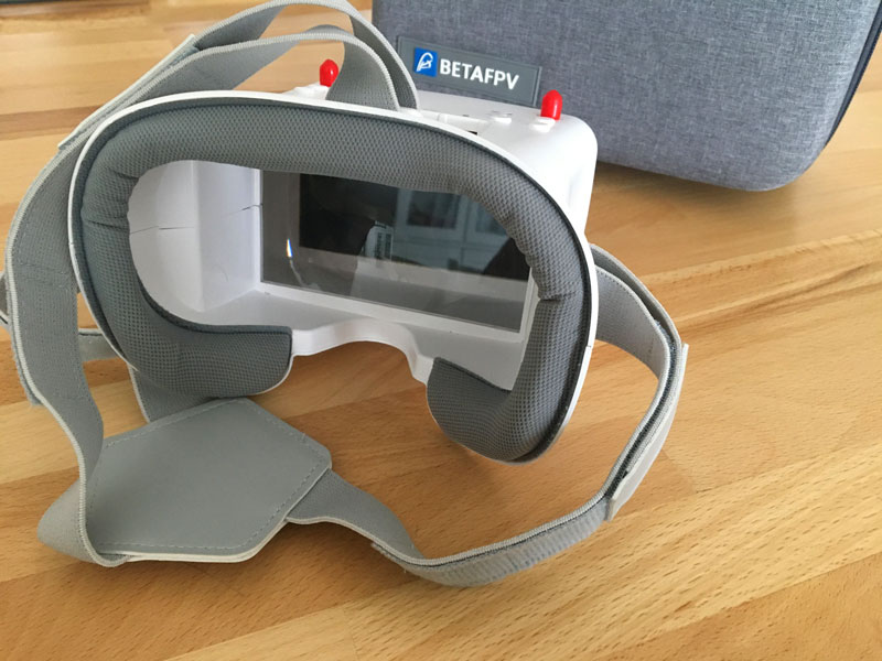 Vue du casque VR01 02