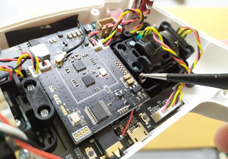 LiteRadio BetaFPV mode 1