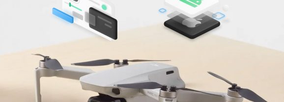 DJI Mavic Mini SDK Mobile et UX disponibles