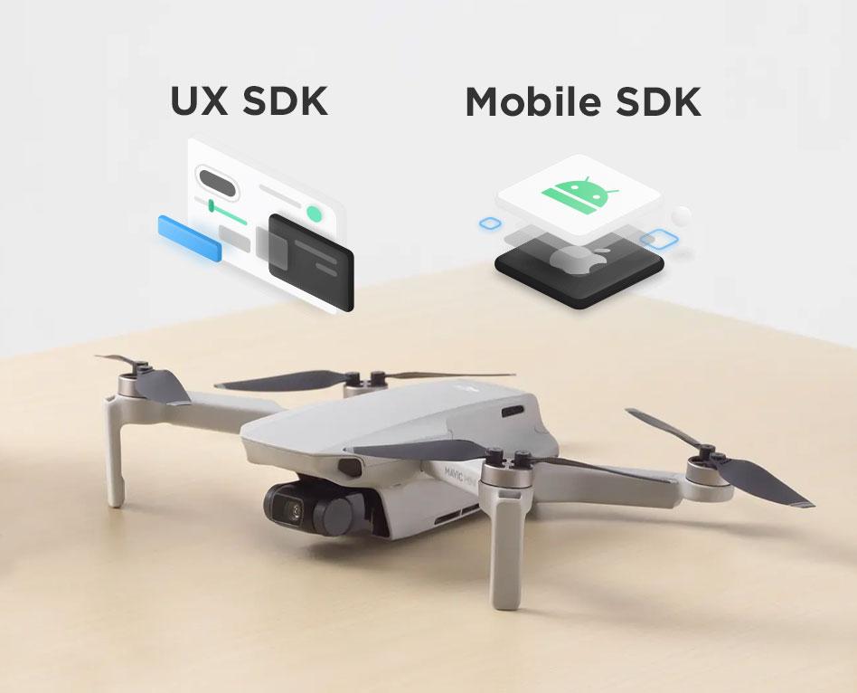 DJI Mavic Mini SDK Mobile et UX disponibles