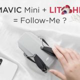 Follow-Me sur le DJI Mavic Mini ?