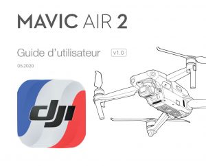 Notice DJI Mavic Air 2 en français