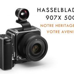 Hasselblad 907X 50C : moyen format entre passé et futur