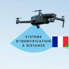 Le DJI Mavic 2 Pro intègre le système d'identification à distance !