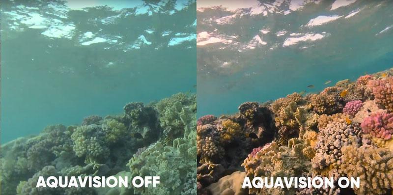 Aquavision Insta360 One R