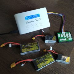 Test du chargeur iMars III GensAce
