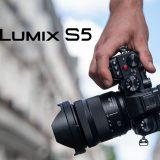 Panasonic Lumix S5 : petit mais puissant