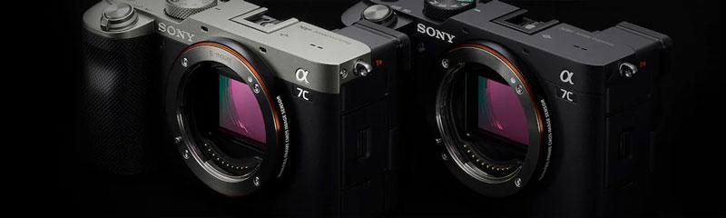 Capteurs Sony A7C