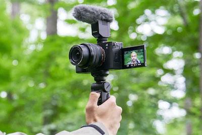 Sony Alpha 7C vloggers