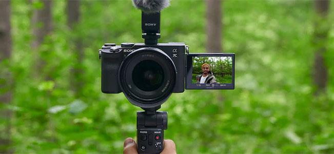 Sony A7C Vlogging