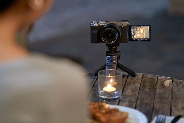 Sony A7C Vlog