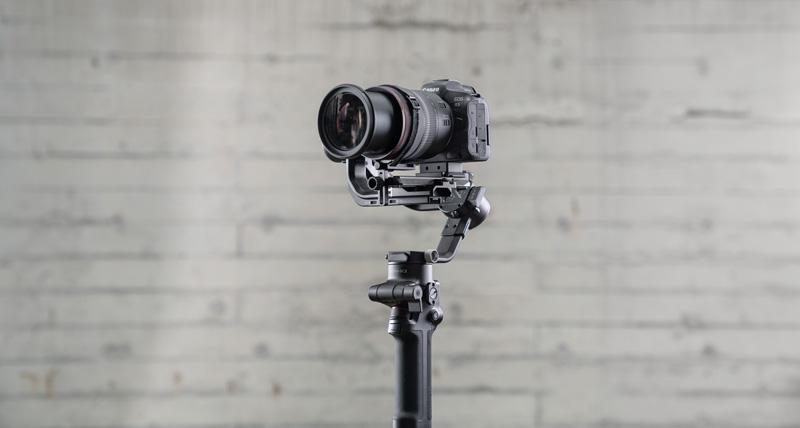 DJI RSC 2 avec Canon R5