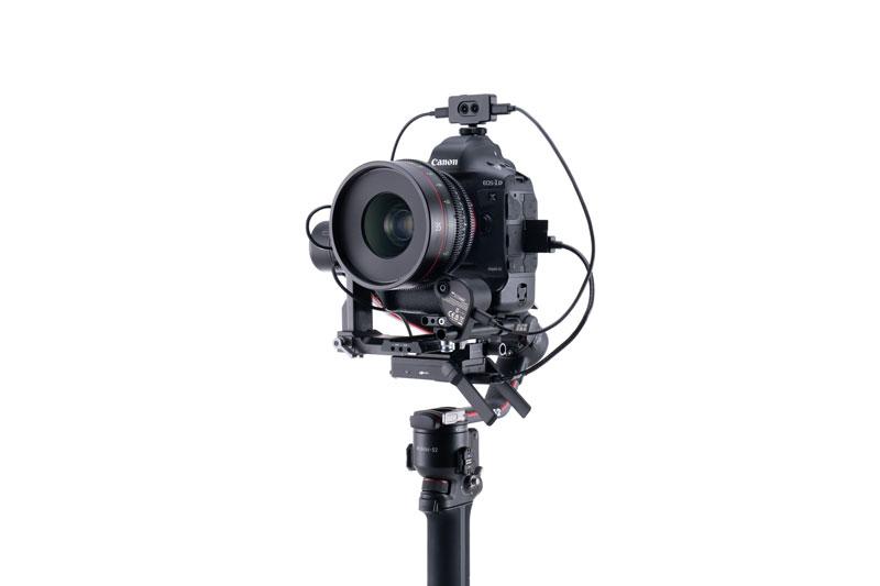 DJI RS2 système Focus 3D