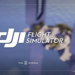 Installez DJI Flight Simulator pendant le confinement !