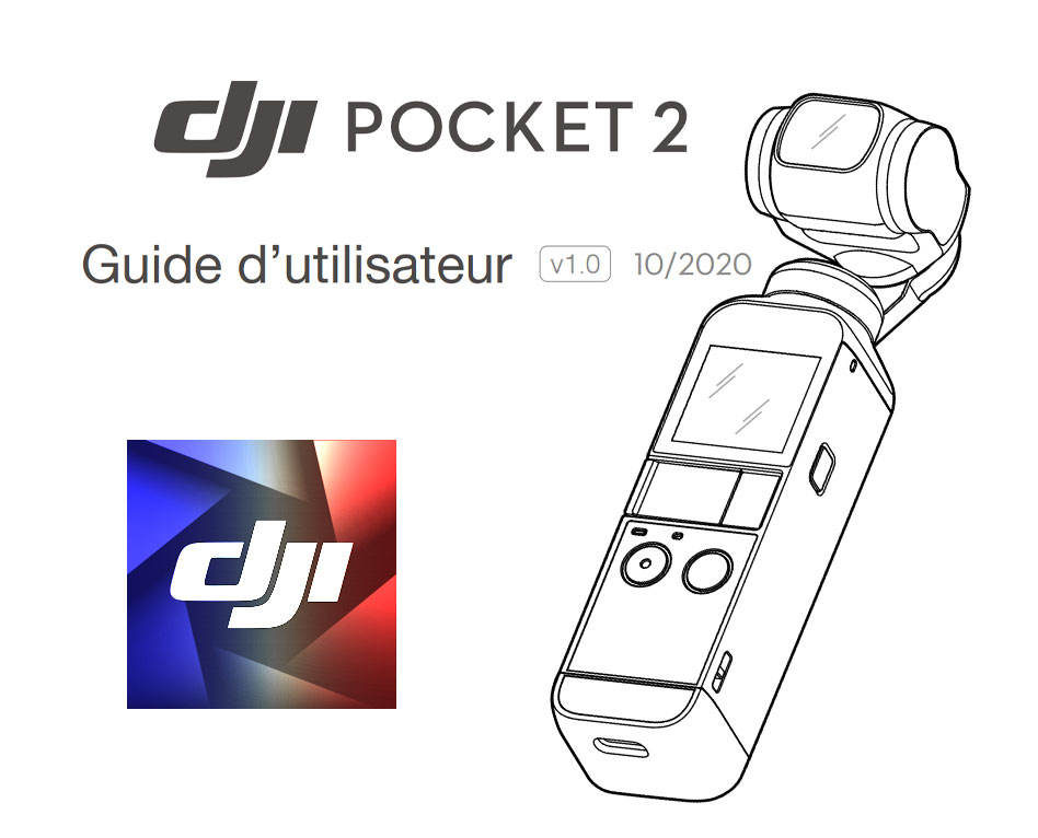 Notice DJI Pocket 2 en français