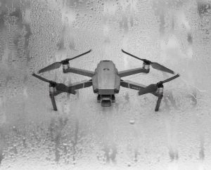 Buée drone