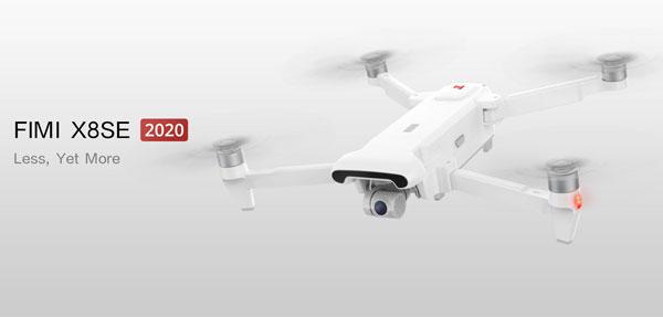 Drone Fimi loi drone européenne 2021