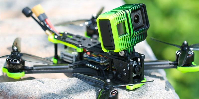 i-flight Nazgul5 HD drone racer de Noël