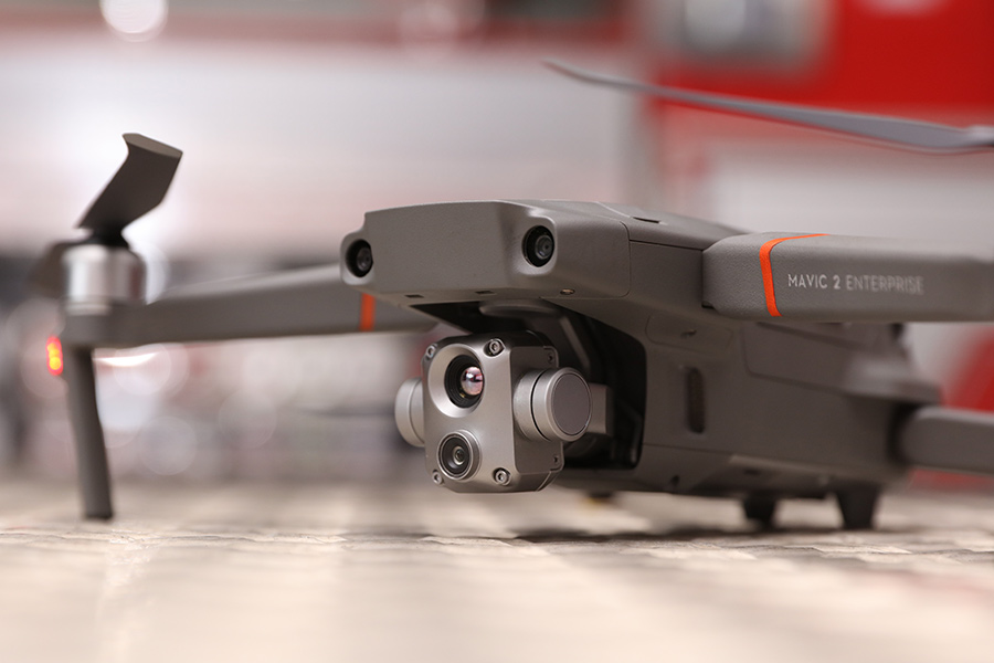 Caméra DJI mavic 2 Enterprise Advanced