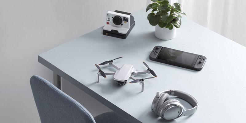 DJI Mini 2 le petit drone de Noël