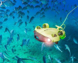 Comparatif Qysea sous-marins