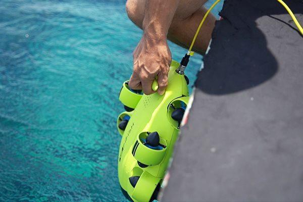 Sous-marin Qysea Fifish V6