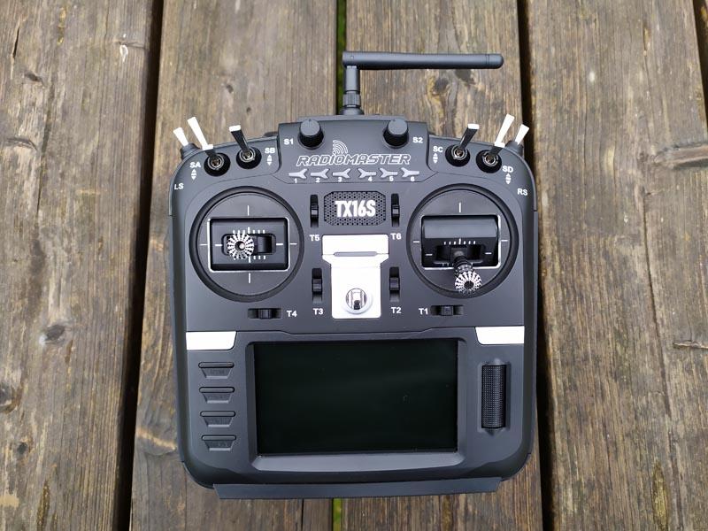 Radiocommande Taranis X9D+ 2019 SE FrSky avant