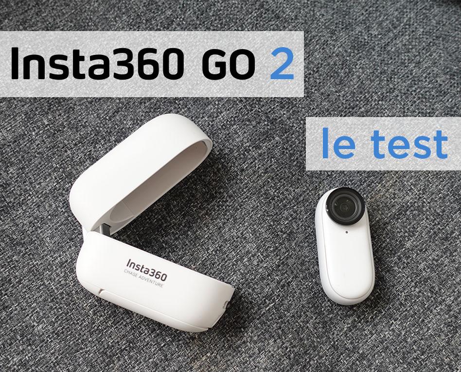 Insta360 GO 2 : découverte et test