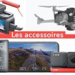 Les accessoires insta360 One R
