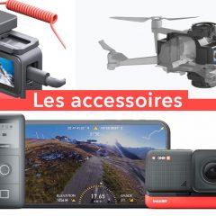 Les accessoires pour Insta360 One R