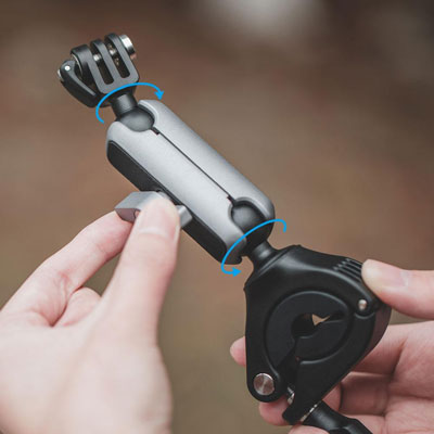 Fixations accessoires Insta360 One R