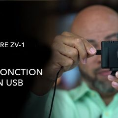 La fonction Live Streaming sur le Sony ZV-1
