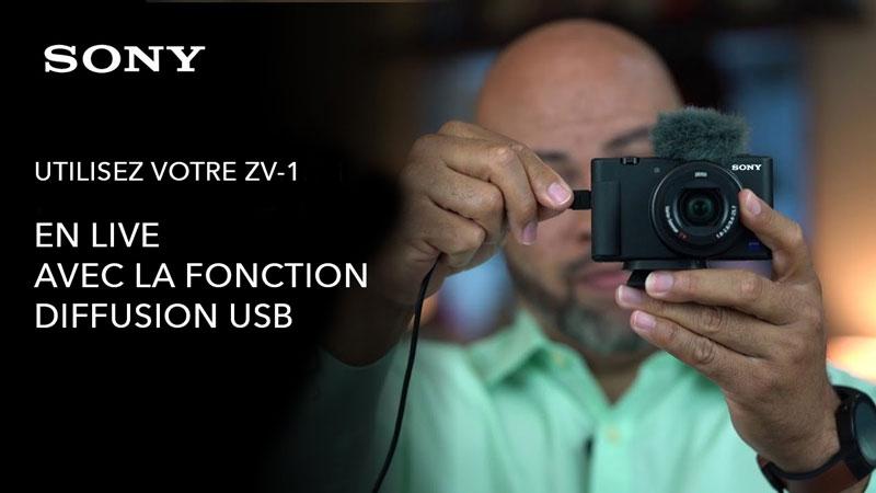 Live Sony ZV-1
