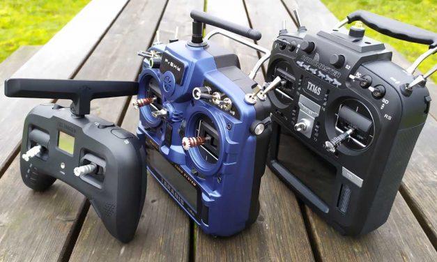 Comparatif des meilleures radiocommandes de drone