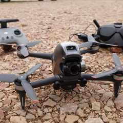 Test du drone DJI FPV Combo
