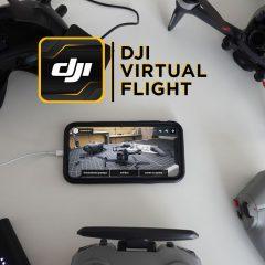 DJI Virtual Flight : découverte et tuto