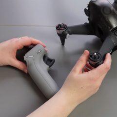 DJI Motion Controller, comment activer et appairer ?