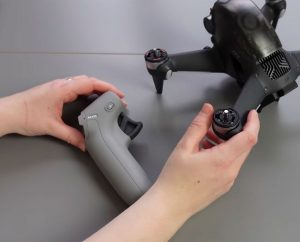 Appairer DJI Remote Controller
