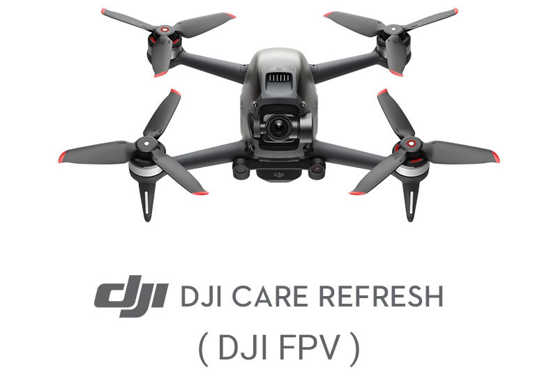 DJI Care Refresh pour DJI FPV Combo