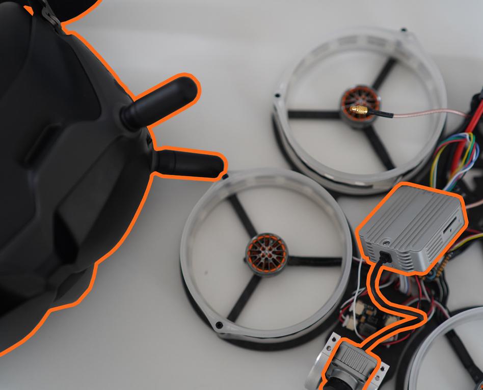 Tuto, utiliser le casque DJI FPV V2 avec le DJI Air Unit