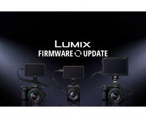 Mise à jour Panasonic Lumix