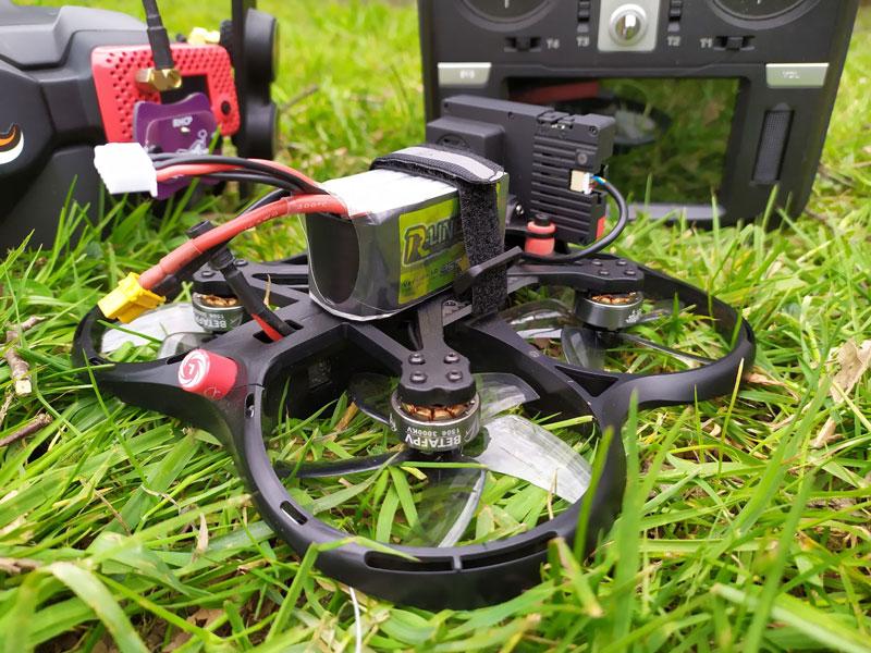 Côté drone Pavo30
