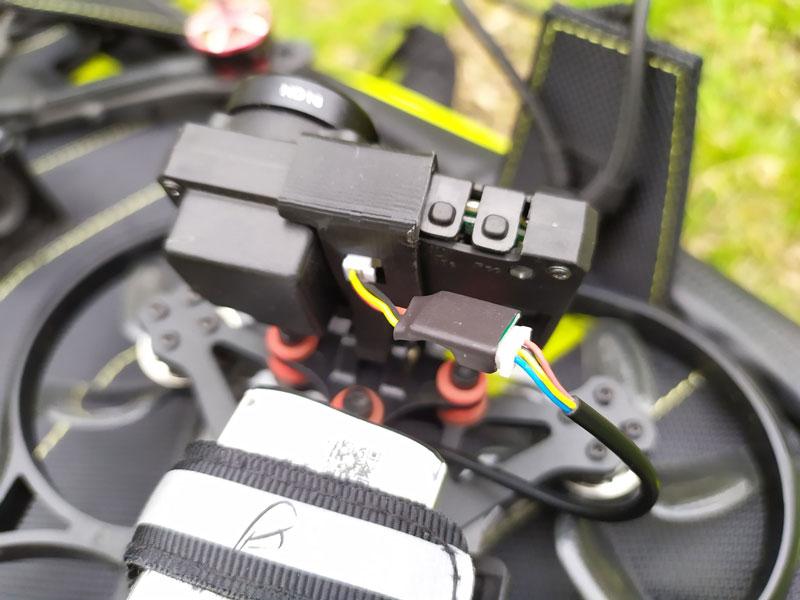 BetaFPV Pavo 30 câble Insta360 SMO