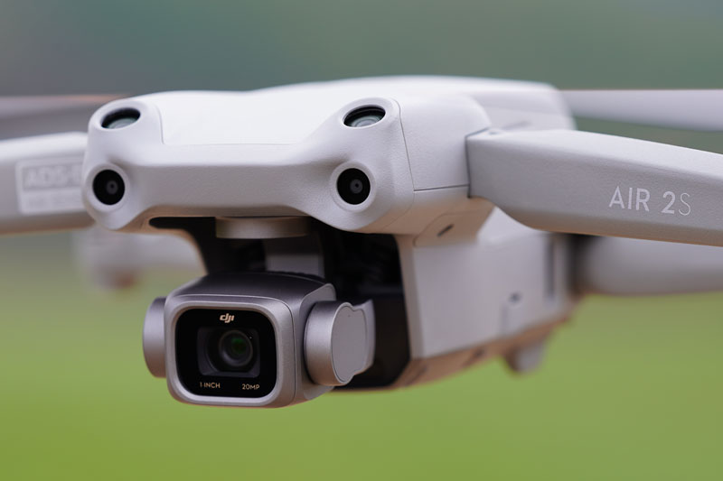 Caméra et capteur DJI Air 2S