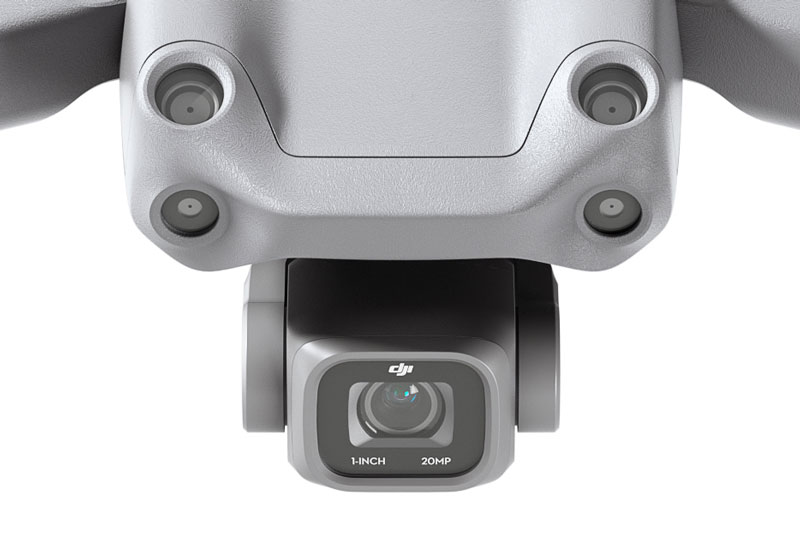 Capteurs DJI Air 2S