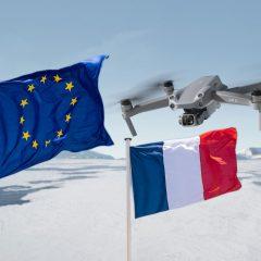 Le DJI Air 2S et la réglementation drone 2021