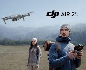 Présentation DJI Air 2S