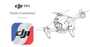 Notice DJI FPV Combo en français